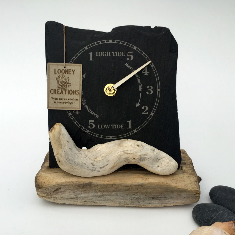 slate tide clock ireland - Tide Clock